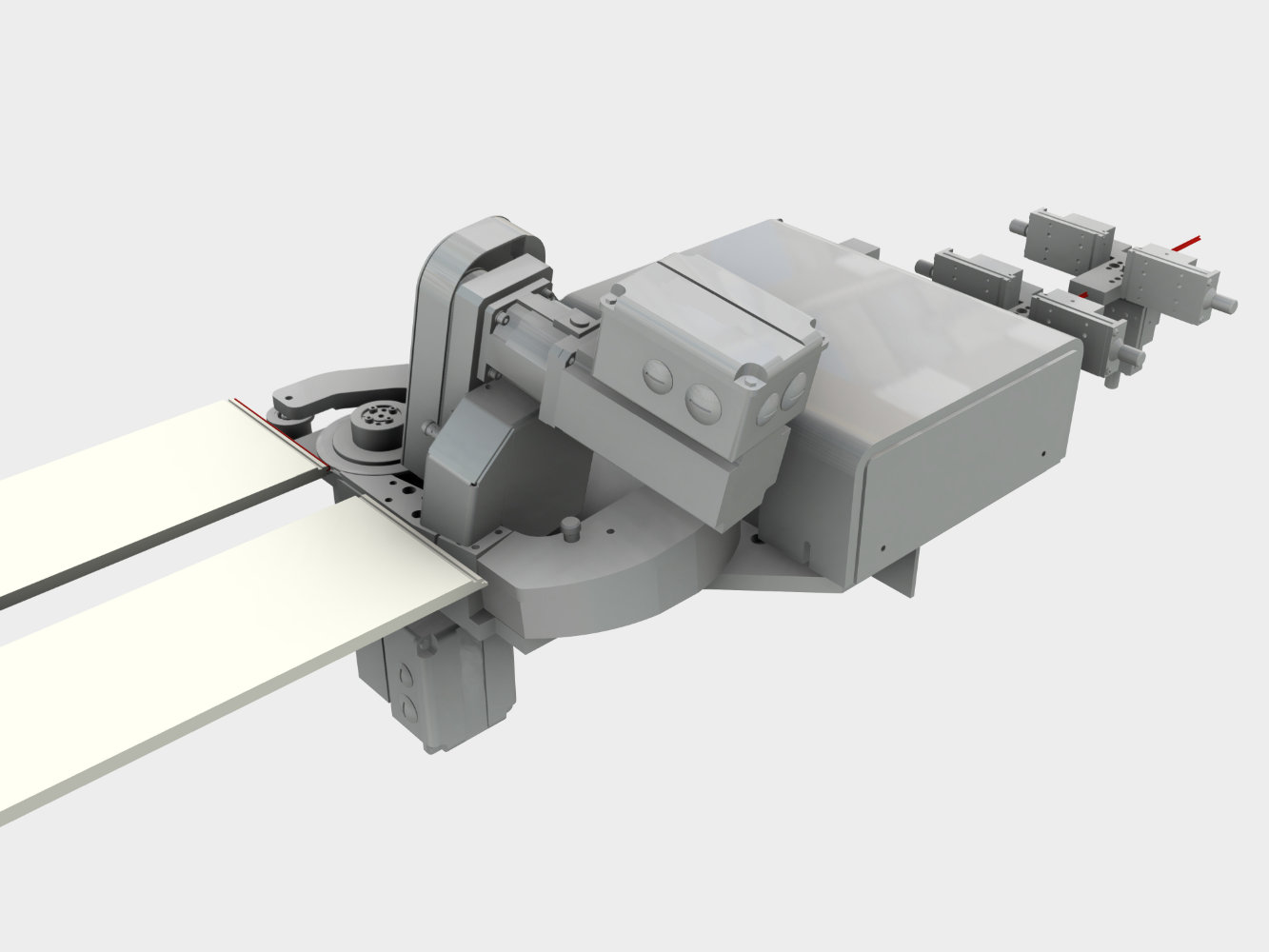 clip insertion machine